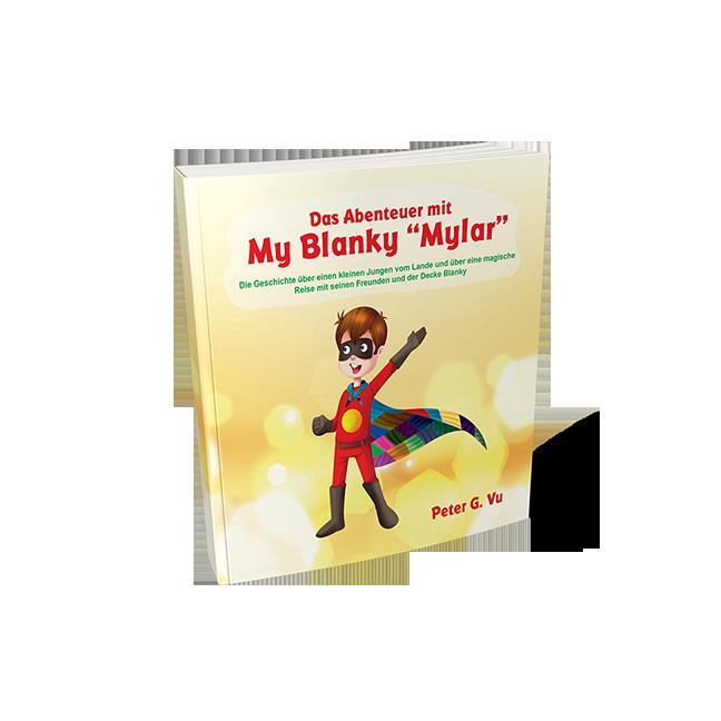 """Das Abenteuer mit My Blanky """"Mylar"""" - Peter G. Vu (Paperback)"""